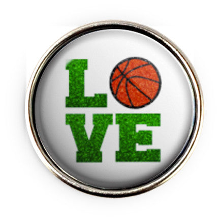 Basketball Love Popper