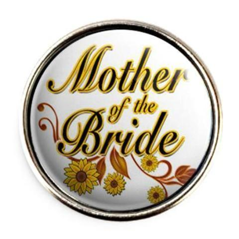 Fancy Mother of The Bride Snap - Gracie Roze Yourself Expression Snap Jewelry