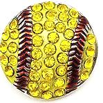 Crystal Softball Popper