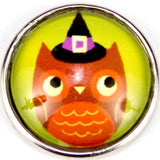 Halloween Cute Owl Popper