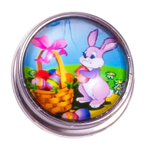 Easter Bunny Basket Snap