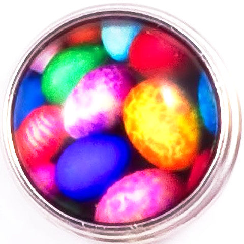 Colorful Dyed Eggs Popper