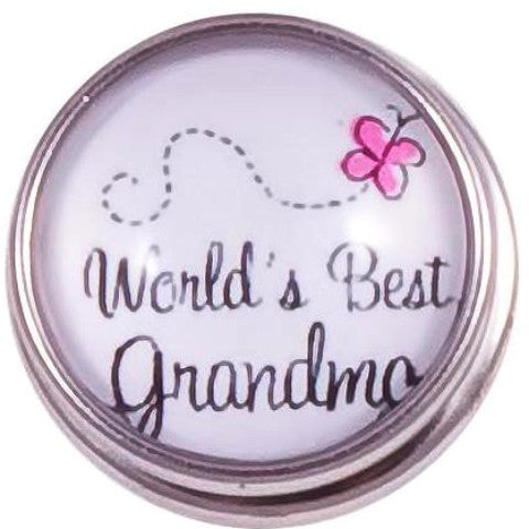 World's Best Grandma Popper