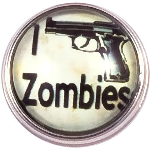 I Shoot Zombies Snap