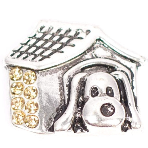 Doghouse Snap - Gracie Roze Yourself Expression Snap Jewelry