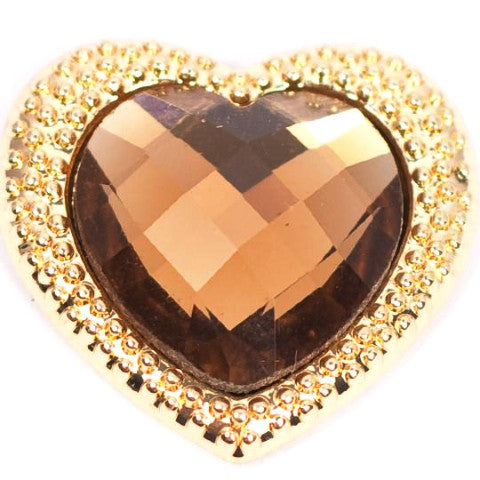 Heart of Gold and Copper Popper