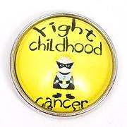 Fight Childhood Cancer Snap - Gracie Roze