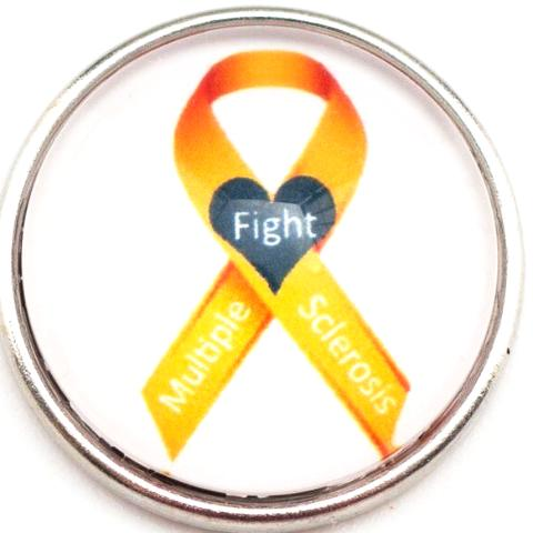 Multiple Sclerosis Awareness Popper