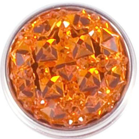 Orange Crystal snap