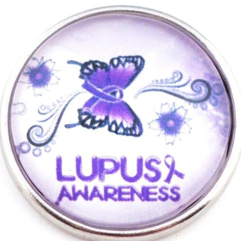 Lupus Awareness Popper