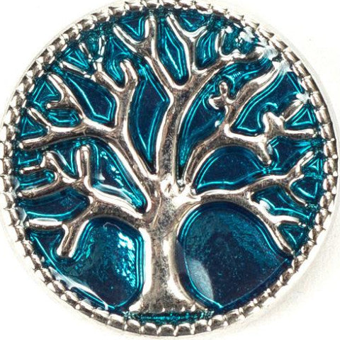 Family Tree Blue Snap