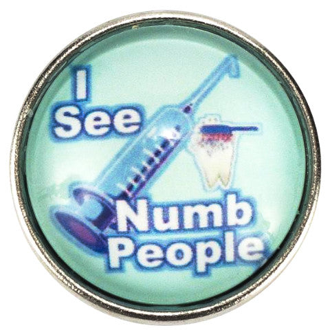 I See Numb People Popper