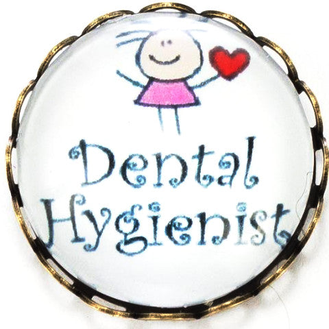 Dental Hygienist Popper