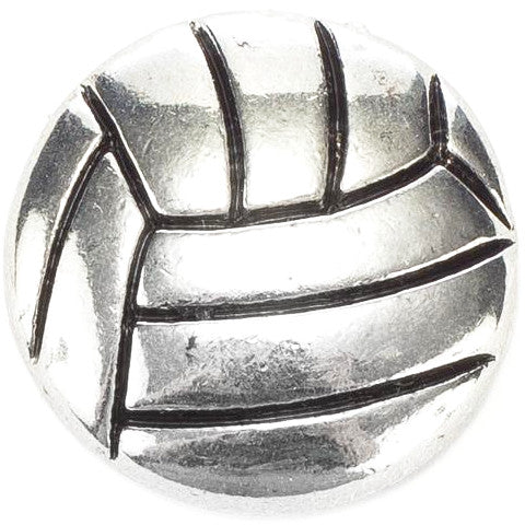 Volleyball Metal Snap