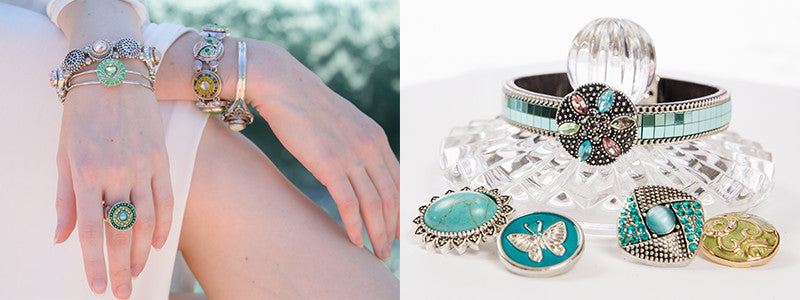 Yourself Expression Snap Jewelry and Interchangeable Accessories