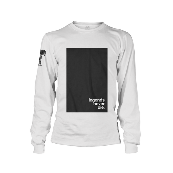 EL MOCAMBO™ LEGENDS NEVER DIE LONG SLEEVE TEE