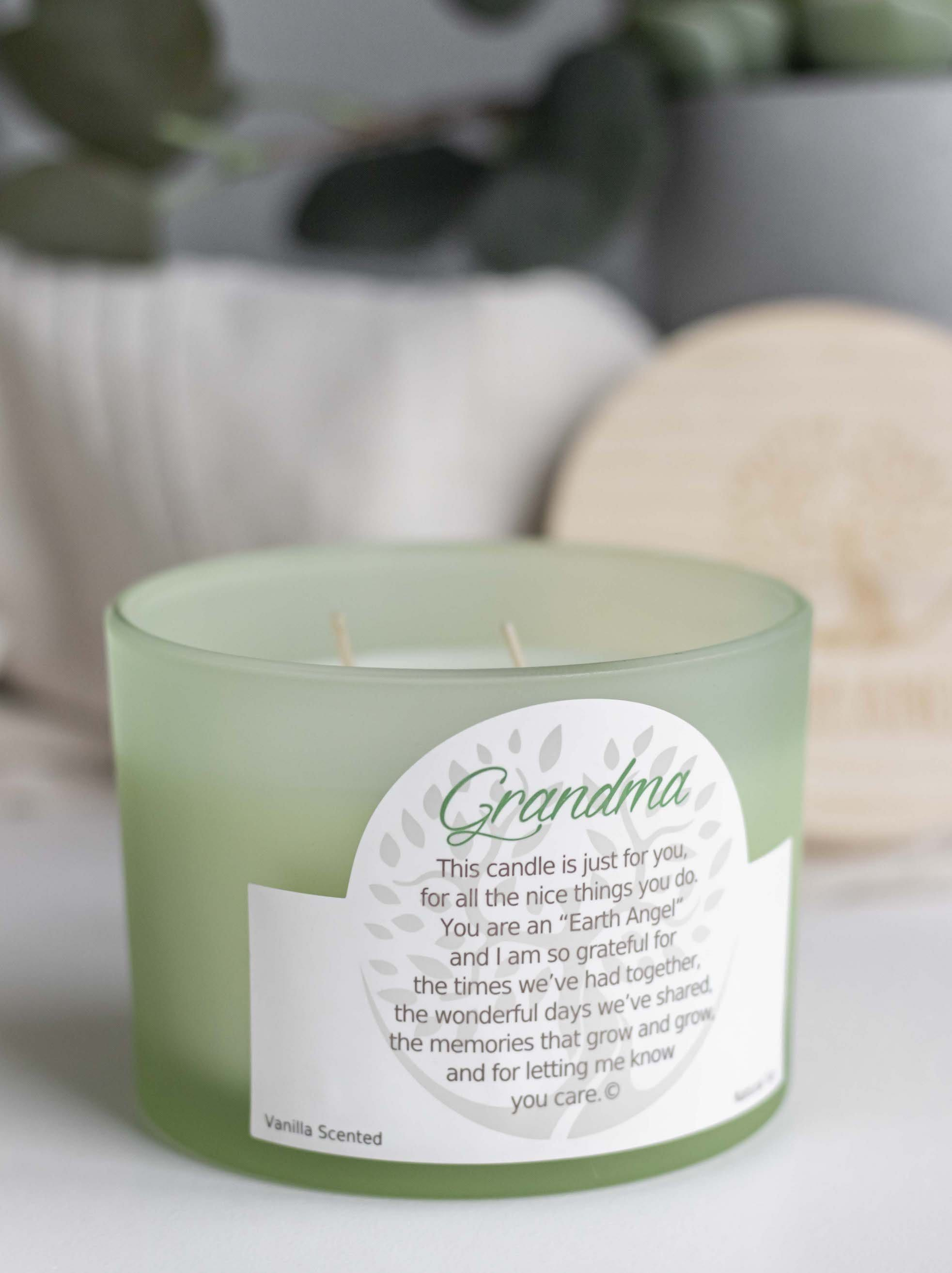 Soy Candle: Force