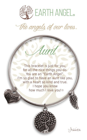 Open image in slideshow, Aunt: Charm Bracelet