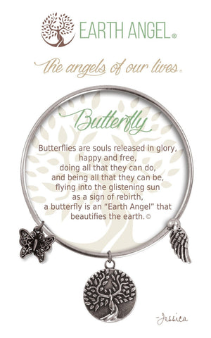 Open image in slideshow, Butterfly: Charm Bracelet