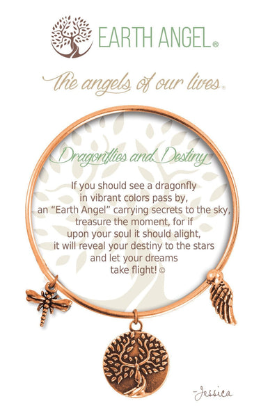 Dragonflies and Destiny :: Bracelet