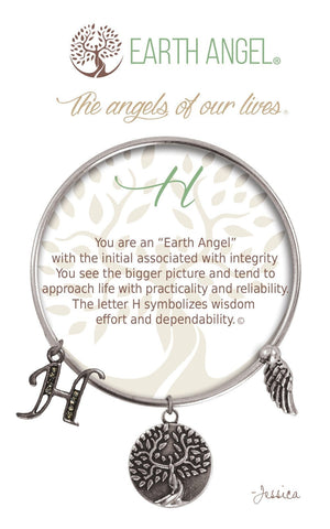 Open image in slideshow, H: Initial Bracelet