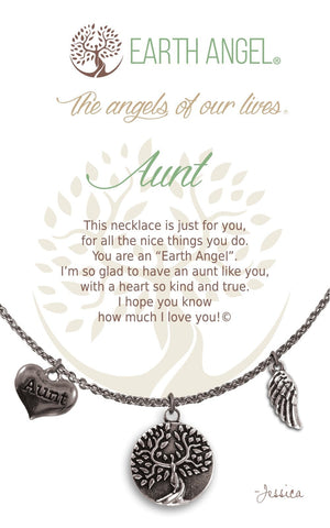 Open image in slideshow, Aunt: Charm Necklace