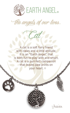 Open image in slideshow, Cat: Charm Necklace