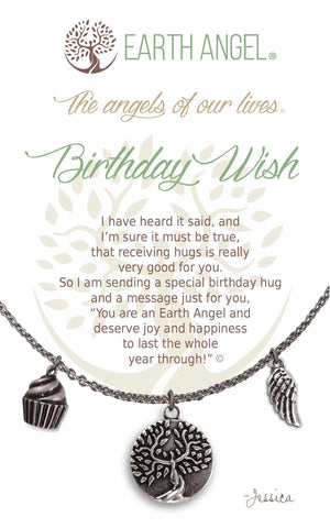 Open image in slideshow, Birthday Wish: Charm Necklace