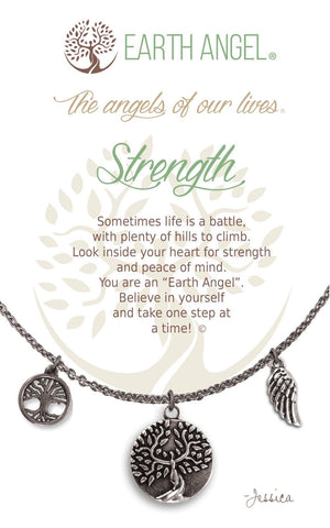 Open image in slideshow, Strength: Necklace
