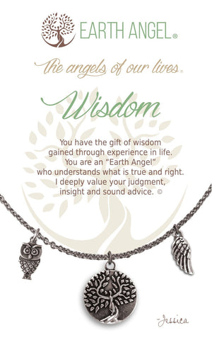 Open image in slideshow, Wisdom: Necklace