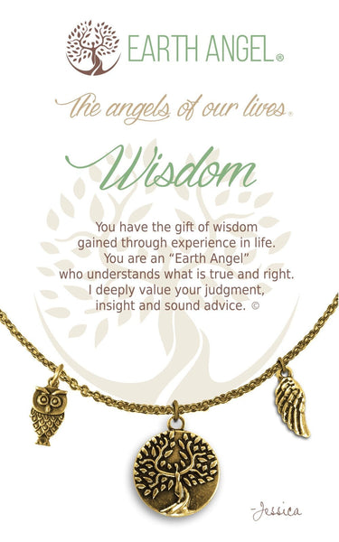 Wisdom :: Necklace