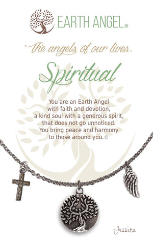 Open image in slideshow, Spiritual: Necklace