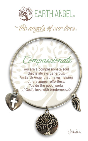 Open image in slideshow, Compassionate: Bracelet