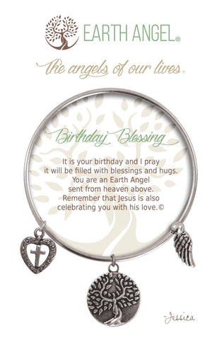 Open image in slideshow, Birthday Blessing: Charm Bracelet