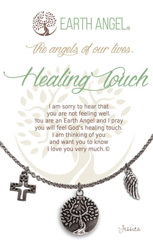 Open image in slideshow, Healing Touch: Necklace