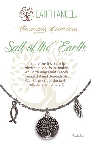 Open image in slideshow, Salt of the Earth: Necklace