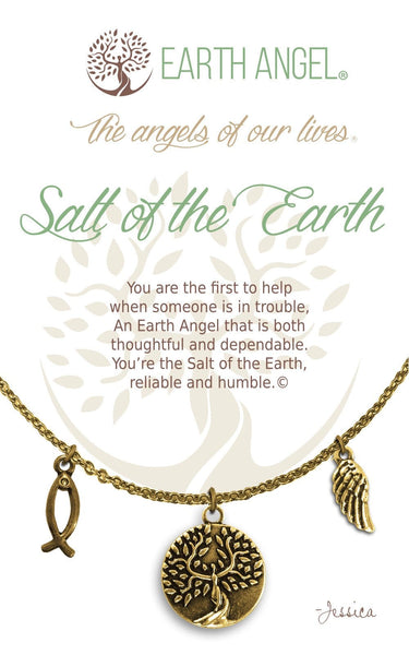 Salt of the Earth :: Necklace