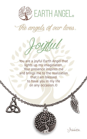 Open image in slideshow, Joyful: Necklace