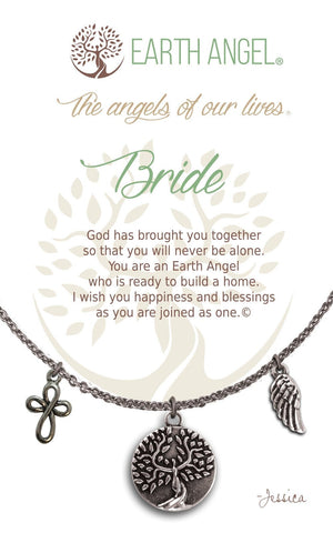 Open image in slideshow, Bride: Charm Necklace