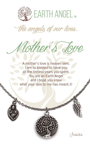 Open image in slideshow, Mother's Love: Necklace