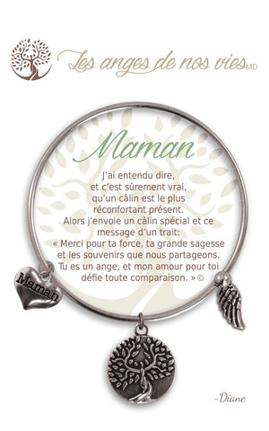 Open image in slideshow, Maman: Bracelet