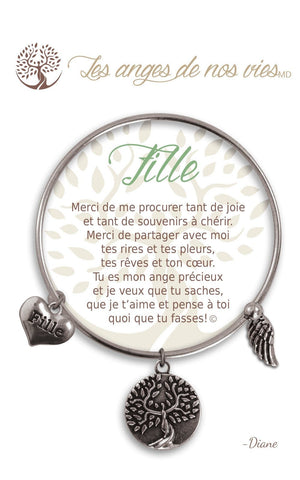 Open image in slideshow, Fille: Bracelet