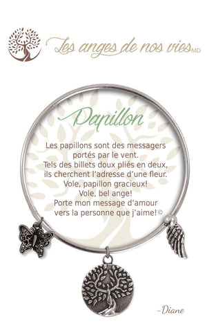 Open image in slideshow, Papillon: Bracelet