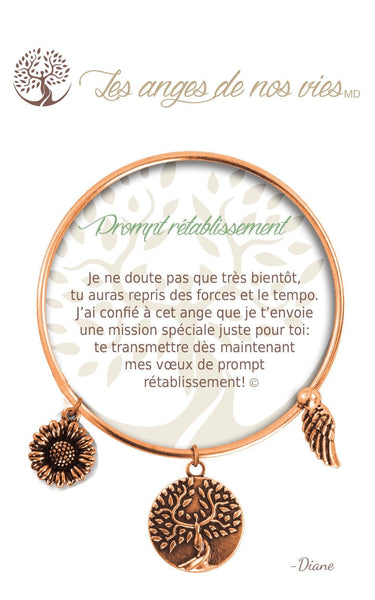 Prompt rétablissement :: Bracelet
