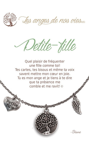Open image in slideshow, Petite-fille: Necklace