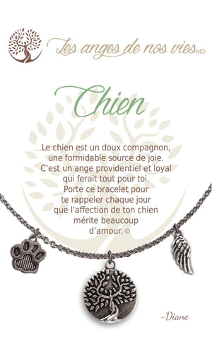 Open image in slideshow, Chien: Necklace