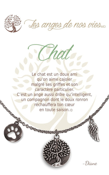 Chat :: Necklace