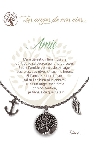 Open image in slideshow, Amie: Charm Necklace
