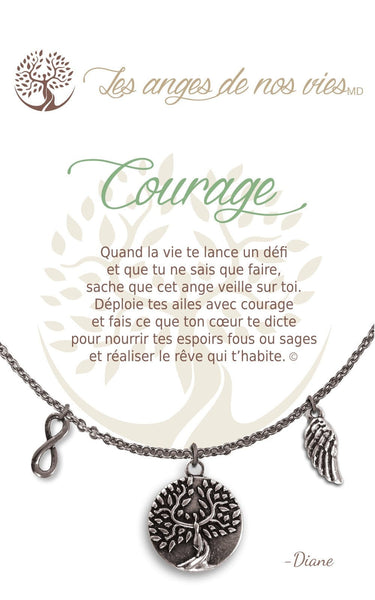 Courage :: Necklace