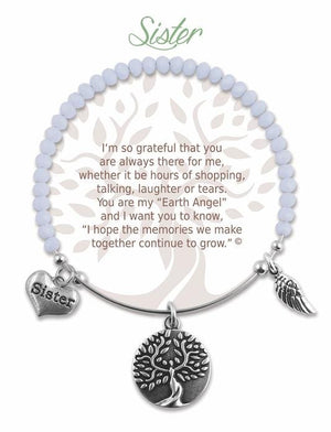 Open image in slideshow, Sister: Radiant Stone Bracelet
